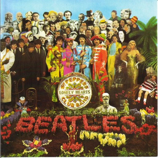 Sgt.  PepperS Lonely Heart Club Band