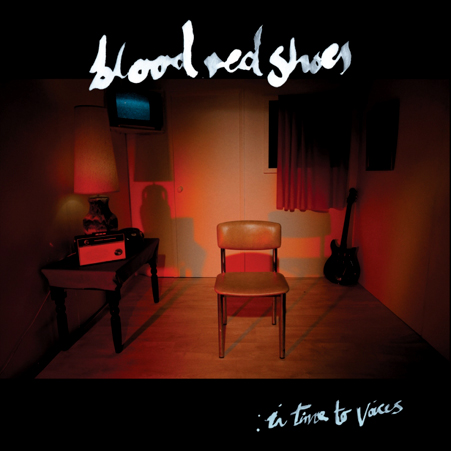 blood red shoes - in time to voices - 2012